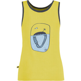 E9 B Island Tank Top Kids lime